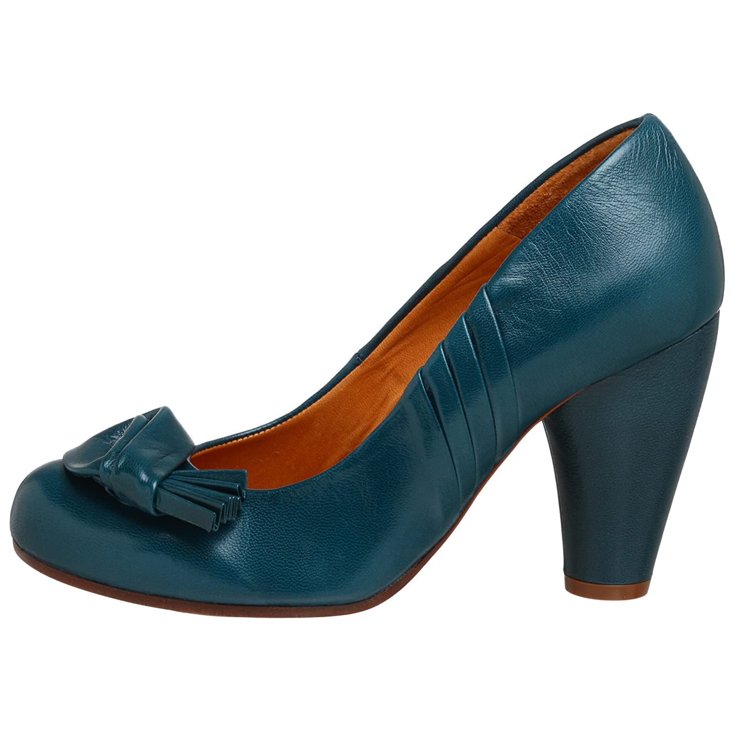 Chie Mihara Women's Serena Pump - Free Overnight Shipping & Return Shipping: Endless.com :  pumps shoes cone heel chie mihara