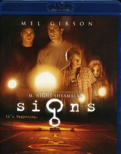 Signs [Blu-ray] DVD