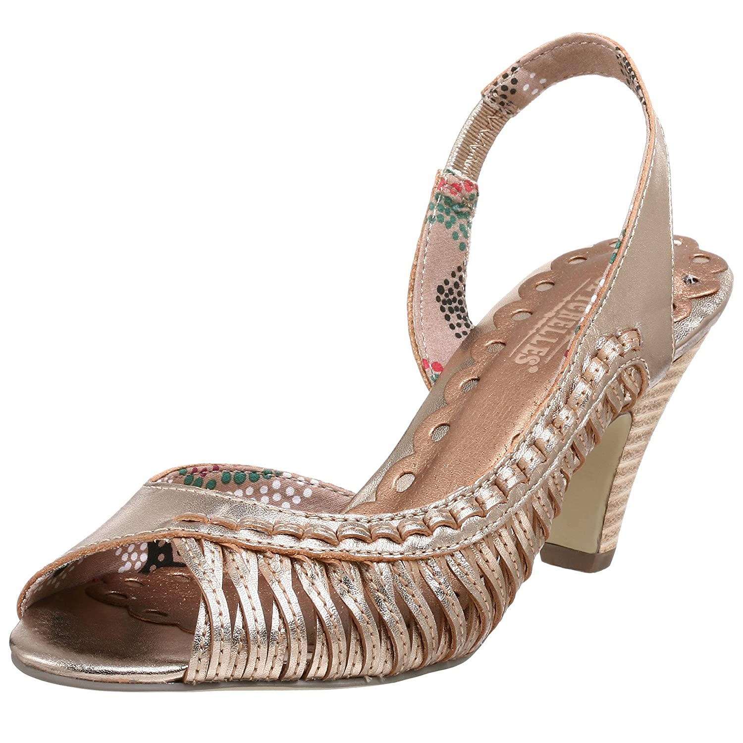 Seychelles Shanti Slingback - Free Overnight Shipping & Return Shipping: Endless.com :  sling back designer sandals shoe