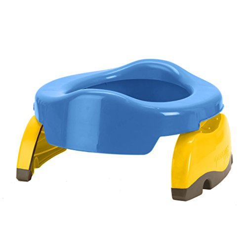 Kalencom 2-in-1 Potette Plus portable potty plus trainer seat