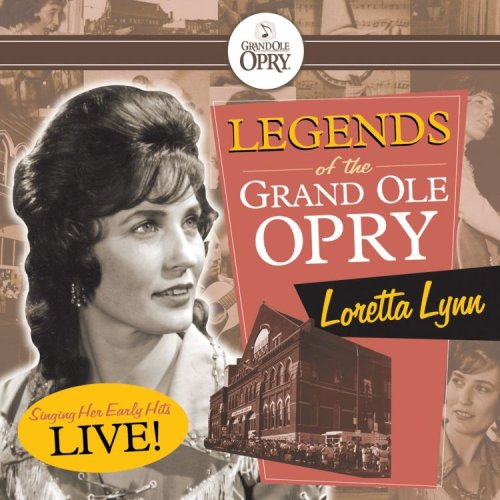 Legends of the Grand Ole Opry: Loretta Lynn Singing Her Early Hits Live!
