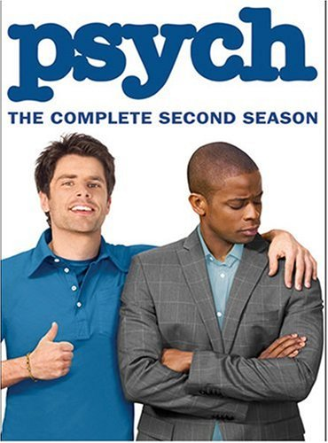 Psych - Season Two DVD