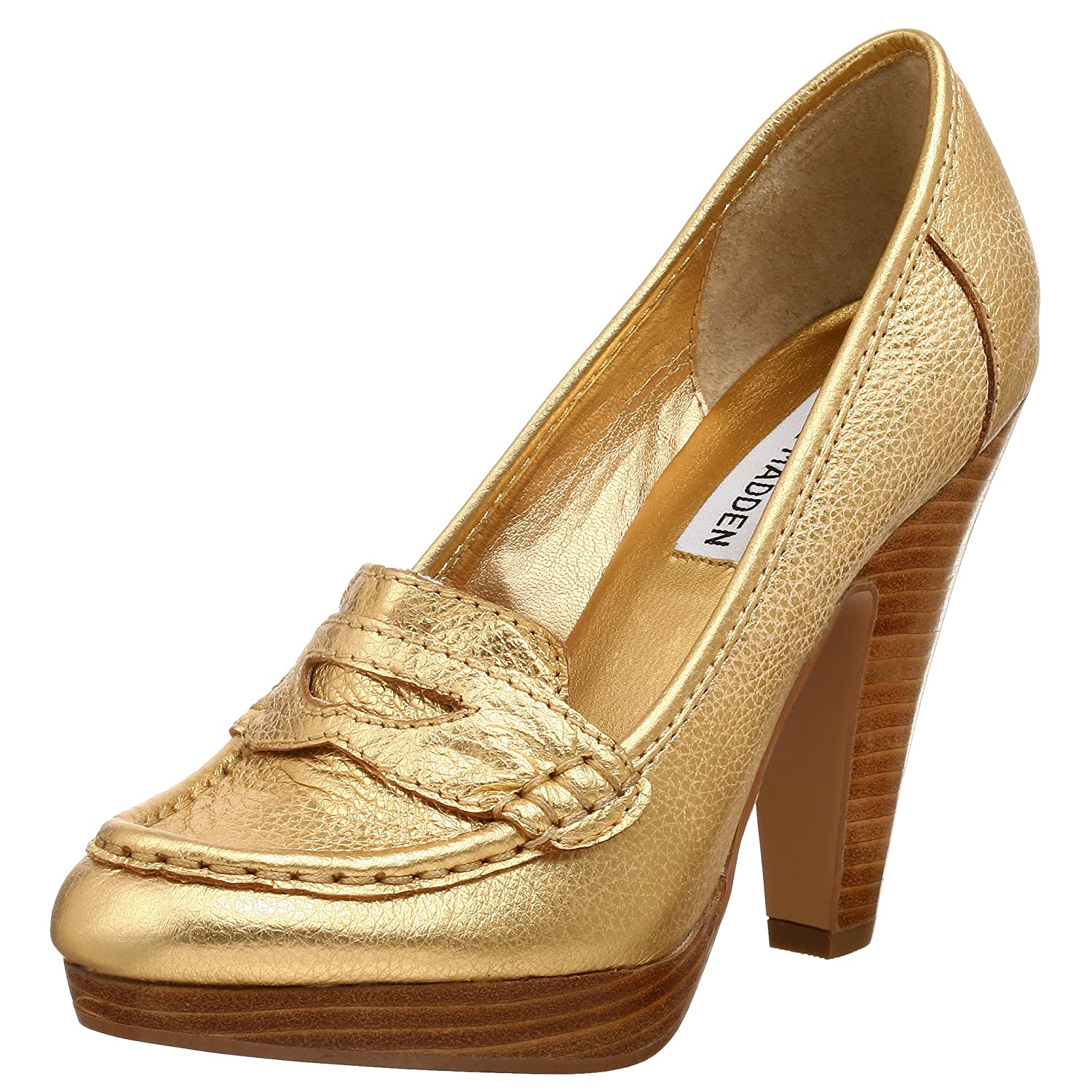 Steve Madden Women's Oldiee Pump - Free Overnight Shipping & Return Shipping: Endless.com from endless.com
