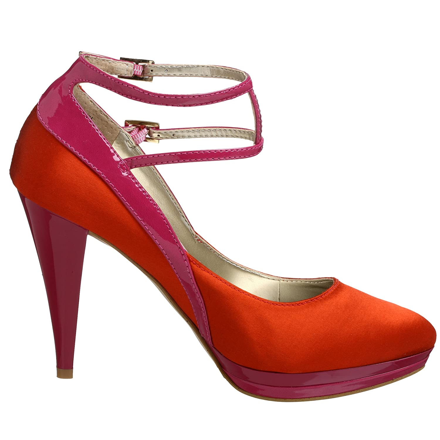 Nine West Women's Carerra Ankle Strap Platform - Free Overnight Shipping & Return Shipping: Endless.com from endless.com