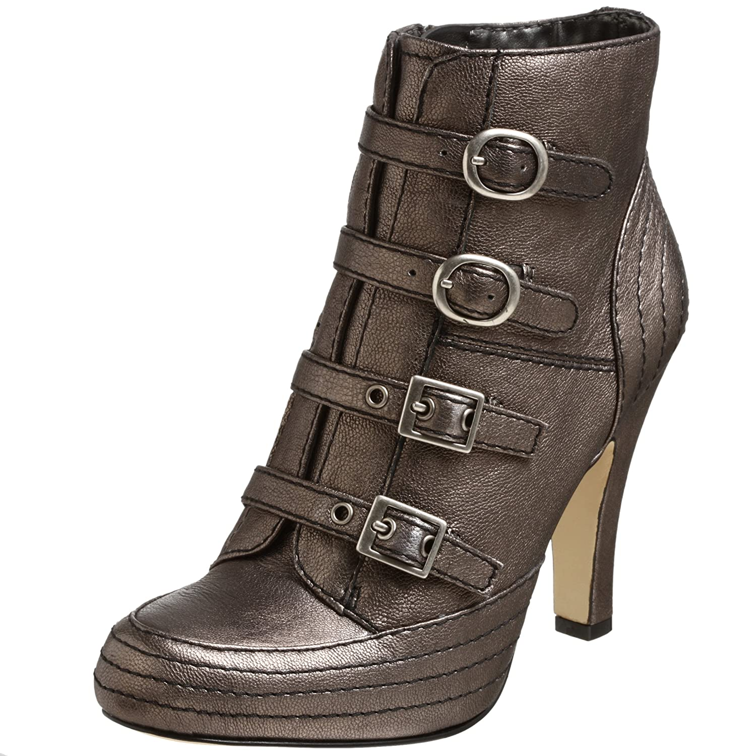 Endless.com: Nine West Women's Nobello Bootie: Categories - Free Overnight Shipping & Return Shipping :  buckle boots nine west endless boots