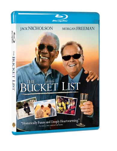 The Bucket List [Blu-ray] DVD
