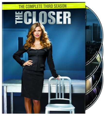 The Closer - The Complete Season 3 DVD