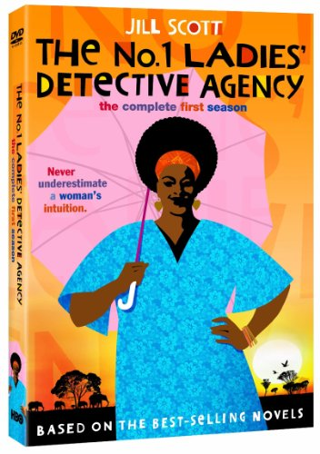 The No 1 Ladies' Detective Agency DVD