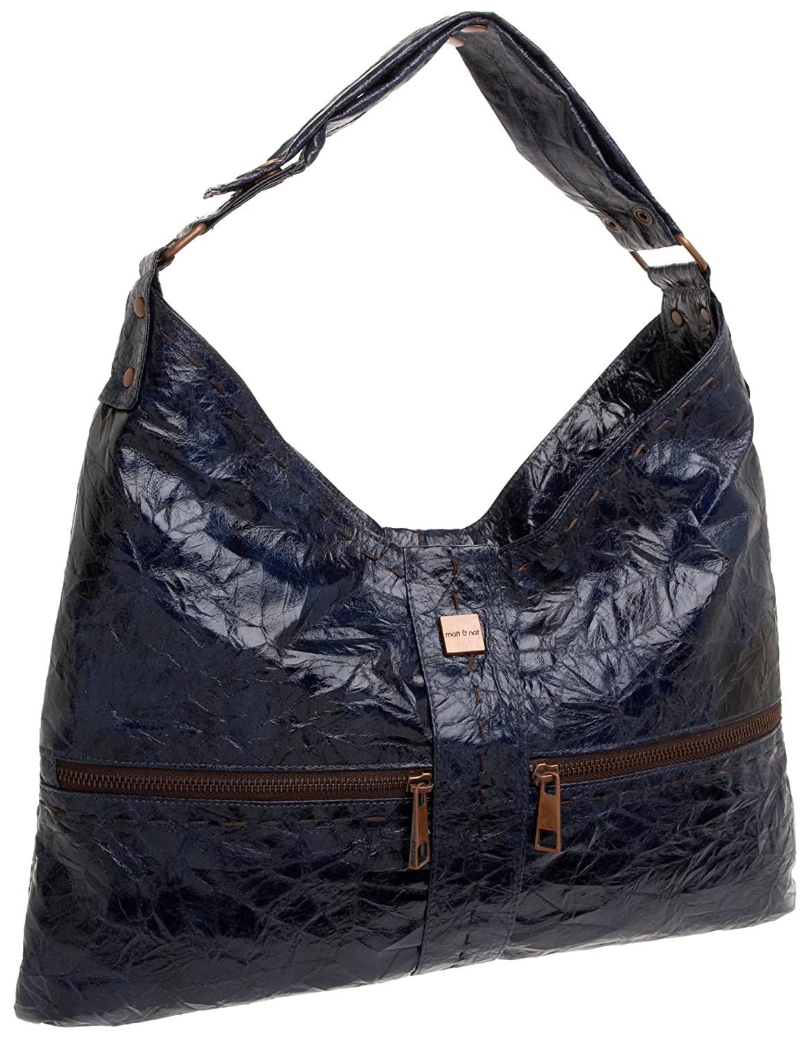 Endless.com: Matt & Nat Vicious Shoulder Bag: Oversized Bags - Free Overnight Shipping & Return Shipping from endless.com