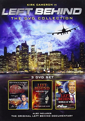 Left Behind - The DVD Collection Left Behind / Left Behind II - Tribulation Force / Left Behind - World at War
