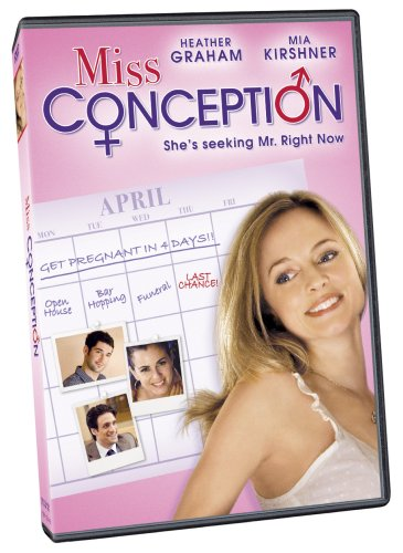 Miss Conception DVD