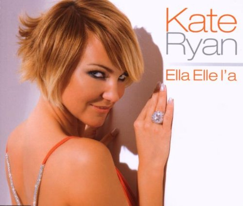 CD-Cover: Kate Ryan - Ella Elle L'a