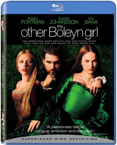 The Other Boleyn Girl [Blu-ray] DVD