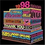 AMAZON: 『Complete single collection 1998-2008』Going Under Ground