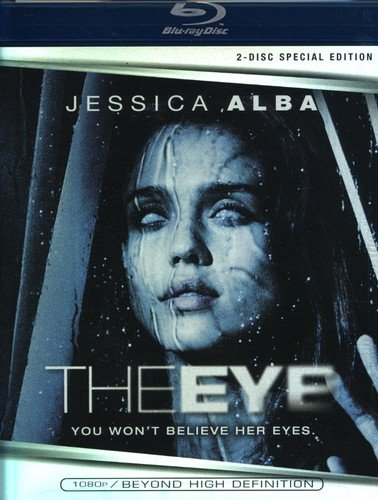 The Eye [Blu-ray] DVD