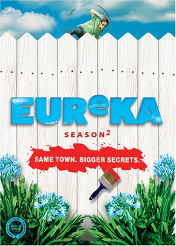 Eureka - Season Two DVD