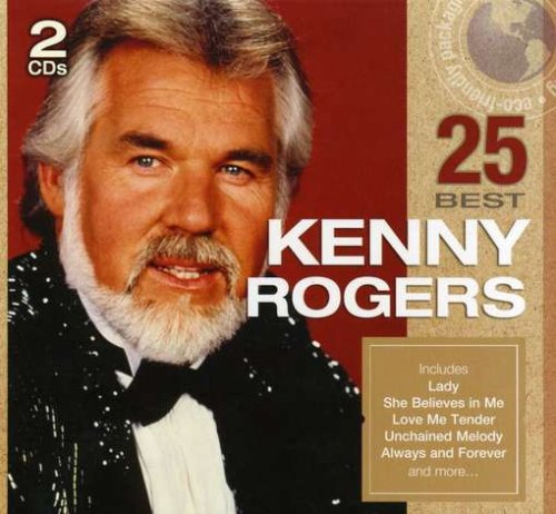 25 Best: Kenny Rogers