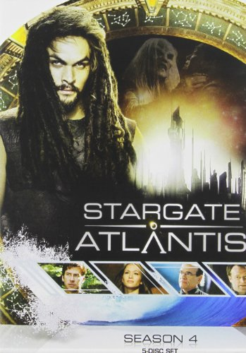 Stargate Atlantis - The Complete Season 4 DVD