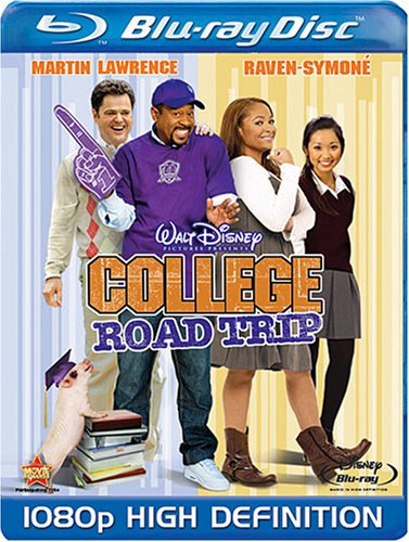 College Road Trip [Blu-ray] DVD