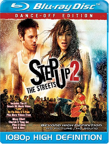 Step Up 2: The Streets [Blu-ray] DVD