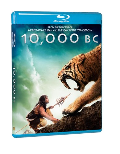 10,000 B.C. [Blu-ray] DVD