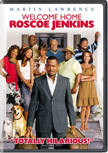 Welcome Home Roscoe Jenkins  DVD