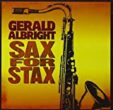 Sax for Stax (Album) by Gerald Albright