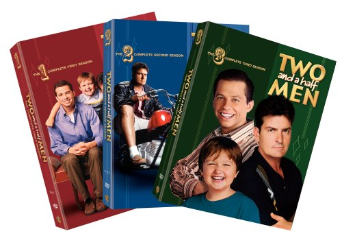 Two And A Half Men Temporadas 1, 2, 3, 4, 5, 6, 7 y 8