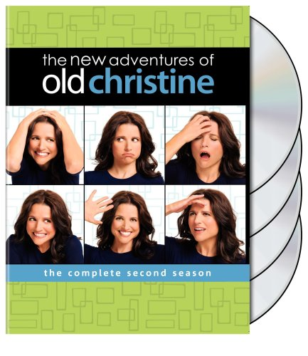 The New Adventures of Old Christine - Season 2  DVD