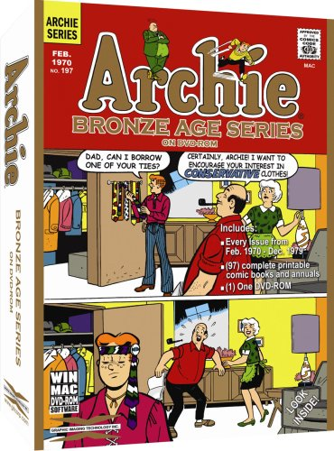 Archie Bronze Age Series cover