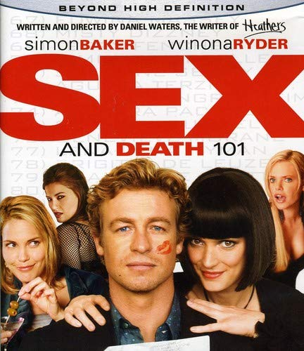 Sex and Death 101 [Blu-ray] DVD