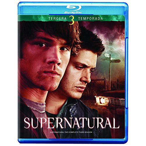 Supernatural - The Complete Third Season [Blu-ray] DVD