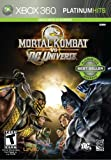 Mortal Kombat vs. DC Universe (2008) (Video Game)