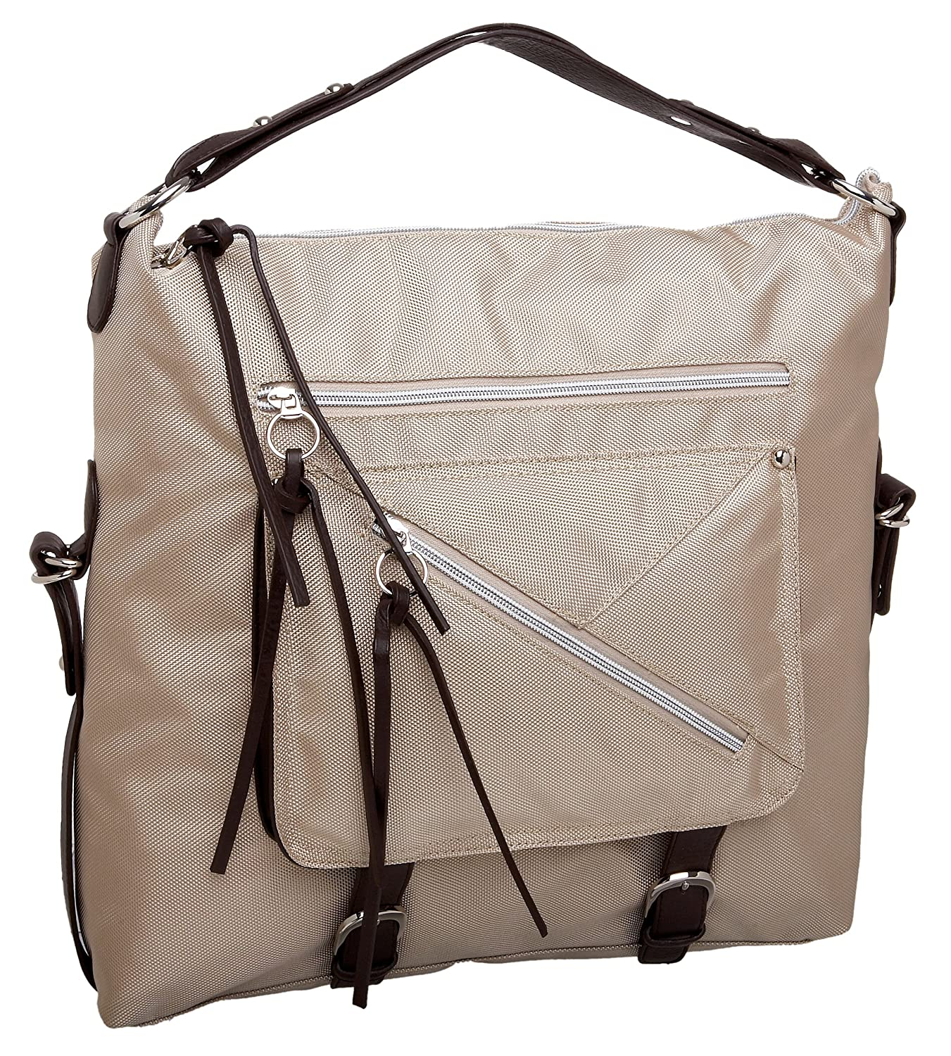 Endless.com: SR SQUARED by Sondra Roberts Nylon Messenger: Categories - Free Overnight Shipping &amp; Return Shipping from endless.com