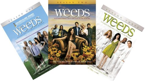 Weeds - Seasons 1-3  DVD