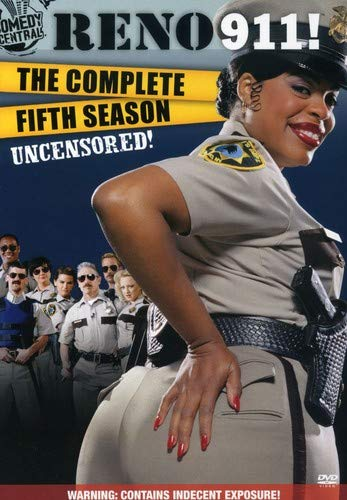 Reno 911 - The Complete Fifth Season DVD