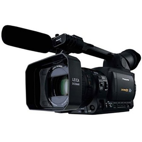 Panasonic Pro AG HVX200A 3CCD P2/DVCPRO 1080i High Definition Camcorder with 13x Optical Zoom