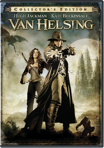 Van Helsing  DVD