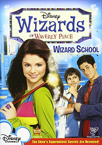 Wizards of Waverly Place: Wizard School DVD