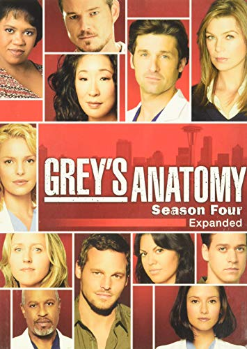 Grey's Anatomy: Season 4  DVD