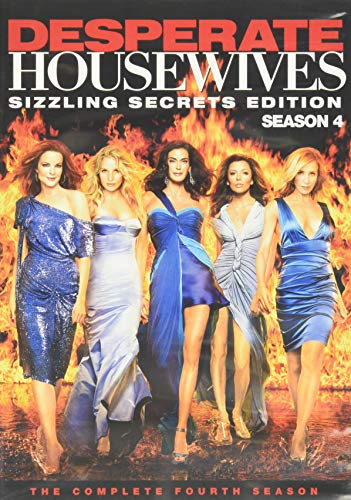 Desperate Housewives: Season 4 DVD