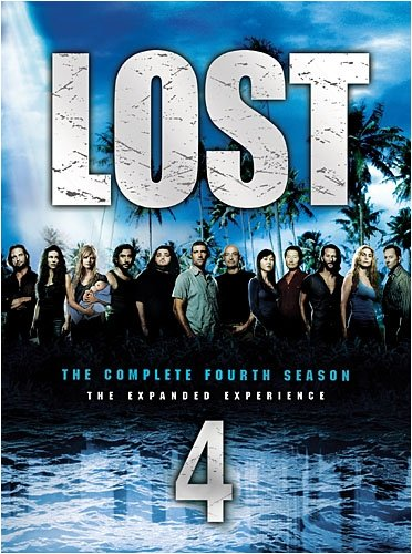 Lost Season 4 cover