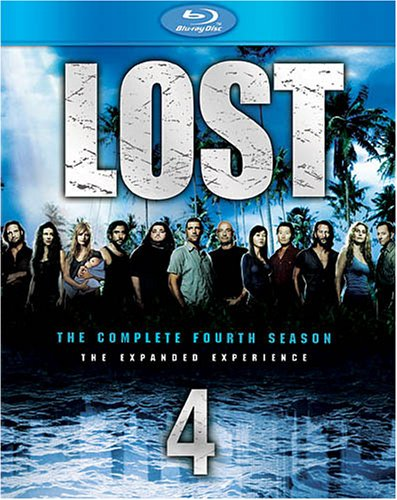 Lost: The Complete Season 4 [Blu-ray] DVD