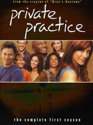 Private Practice: Season 1 DVD