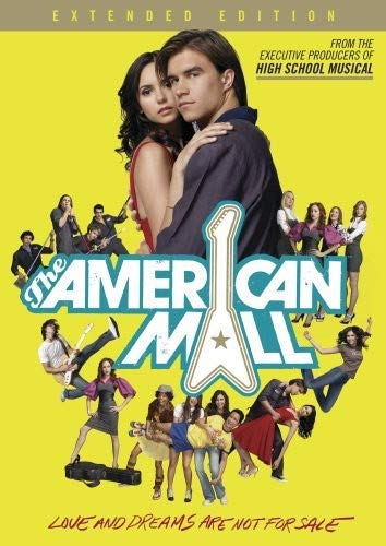 The American Mall DVD