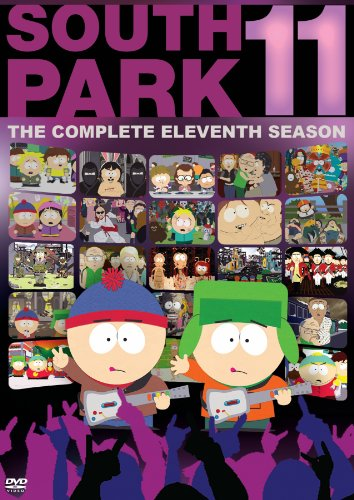 South Park: The Complete Eleventh Season DVD