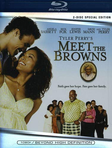 Tyler Perry's Meet The Browns [Blu-ray] DVD