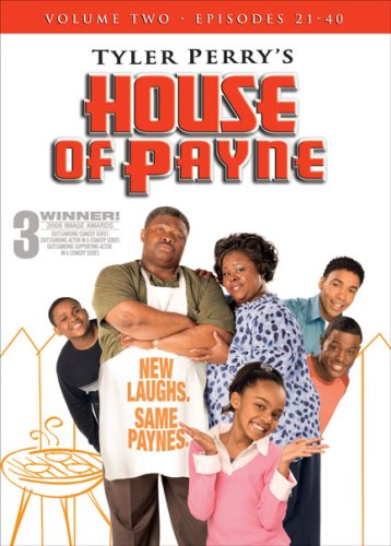Tyler Perry's House of Payne, Vol. 2: Episodes 21-40 DVD