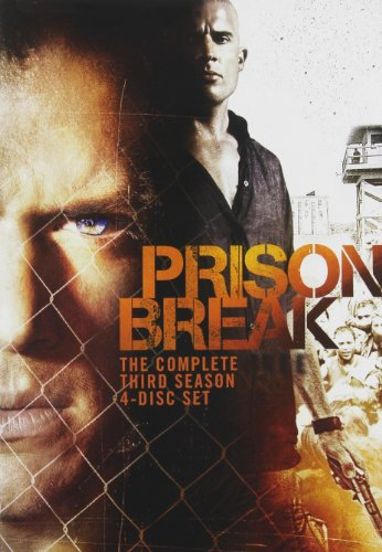 Prison Break - Season 3 DVD