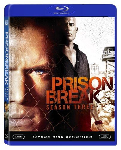 Prison Break - Season Three [Blu-ray] DVD